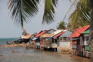 Jours 144 à 146 : Kampot, la côte sud et le crabe au poivre vert