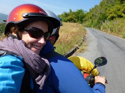 Jours 109 à 112 : Escapade en moto dans la région du Triangle d'or…