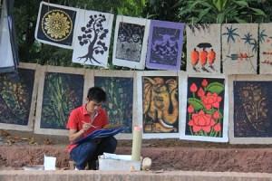 Jour 121 et 122 : Luang Prabang, ville inscrite au patrimoine mondial…