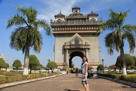 Jours 126 et 127 : Vientiane, comme un petit air de France…