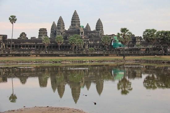 Jours 151 a 153 : Et ça continue encore et Angkor !