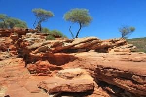 Jours 162 & 163 : Le parc national de Kalbarri, ses falaises, ses gorges… et nous !