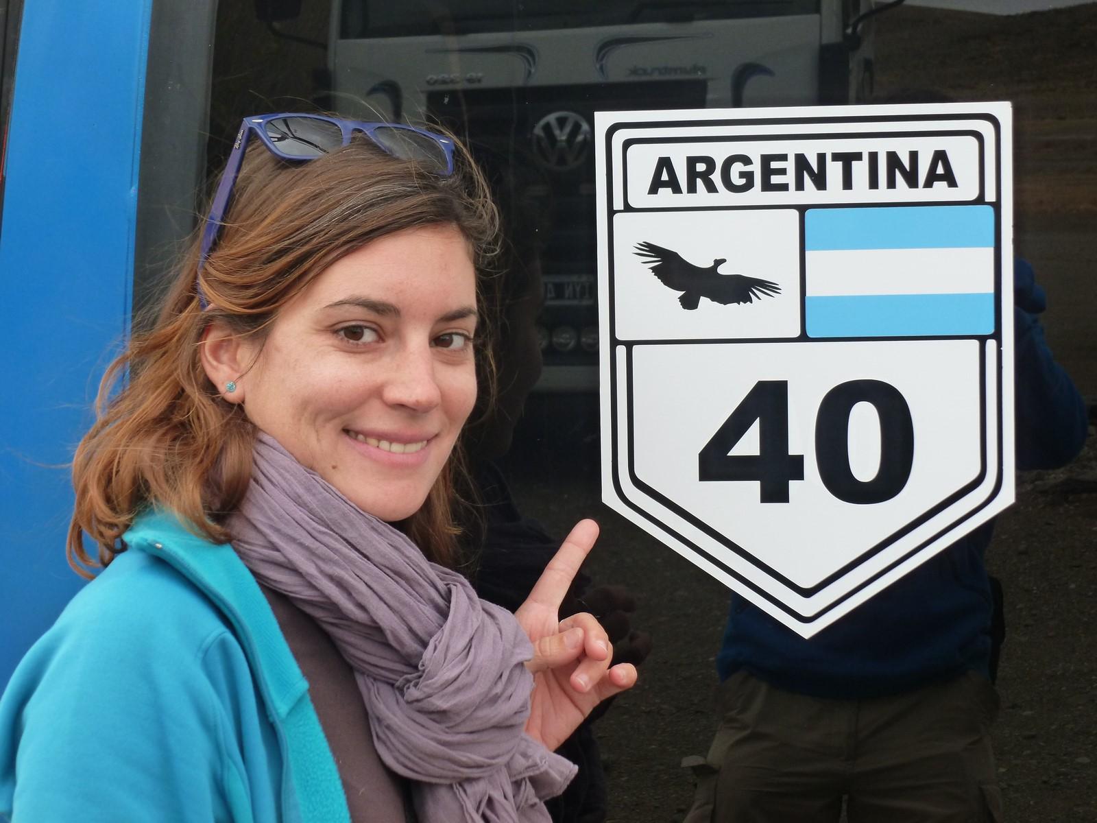 Jour 246 : Trajet El Chaltén – Bariloche ou 27h de bus sur la légendaire «Ruta 40» !