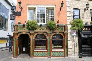 Irlande J2 – Une journée de flâneries dublinoises…