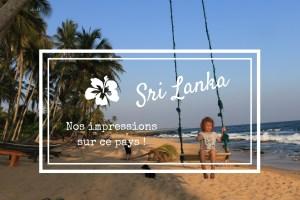 Le Sri Lanka : un pays idéal à découvrir en famille !