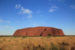 Jours 187 & 188 : Centre rouge #3 – C'est l'histoire d'un rocher sacré qui s'appelait Uluru…