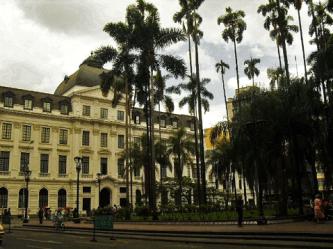 Le palais de justice (Source : Colombia-travel.com)