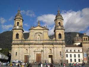 La Catedral Primada de Colombia, première cathédrale du pays