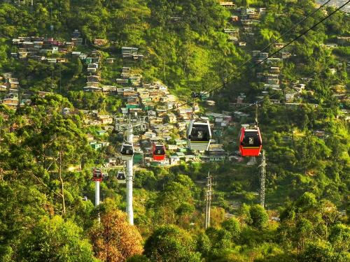 Que visiter à Medellin avec trois sous en poche ?