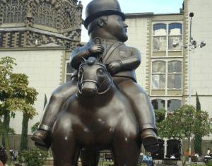 Sculpture de Fernando Botero