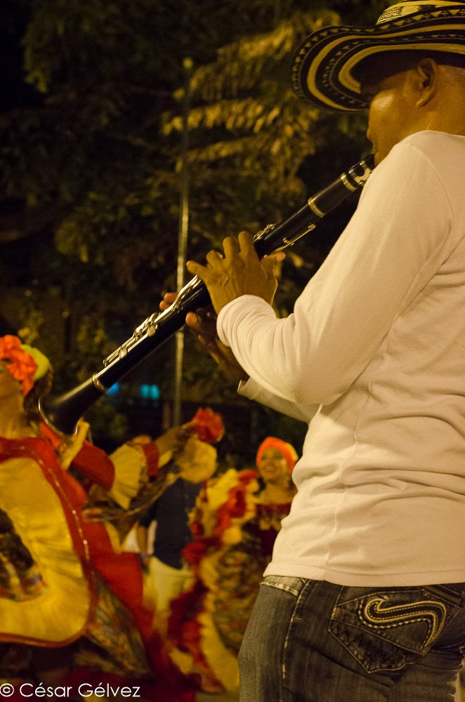 Musique Cumbia