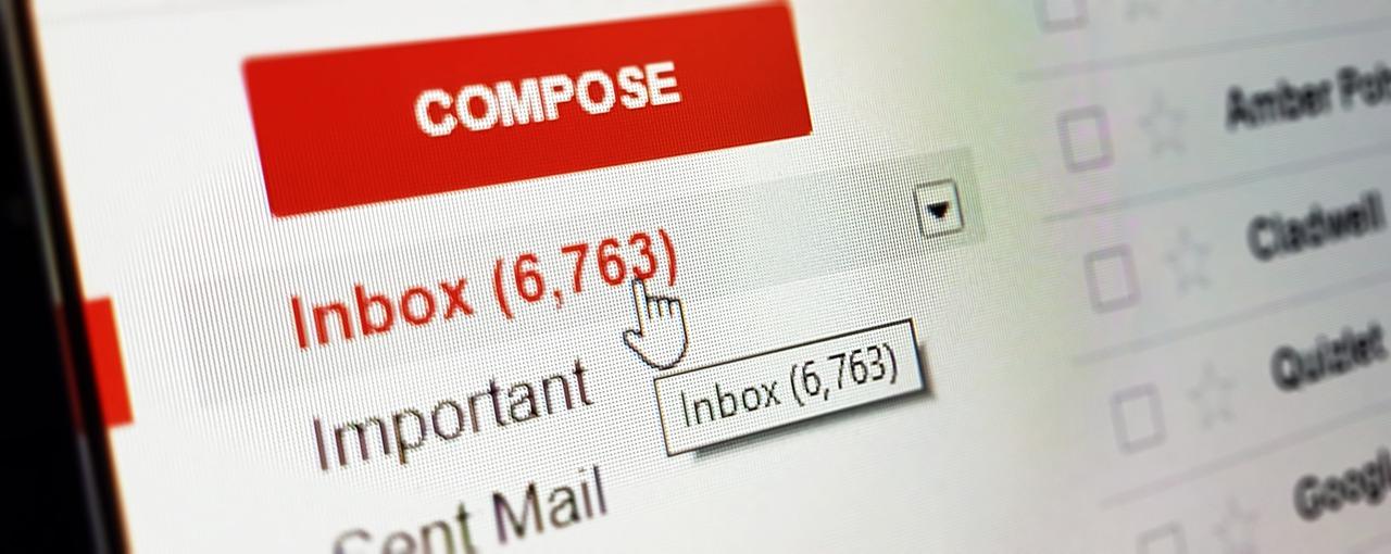 Configurer son email pro dans gmail