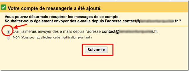 configurer gmail7