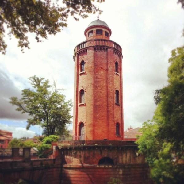 château d'eau Dieuzaide