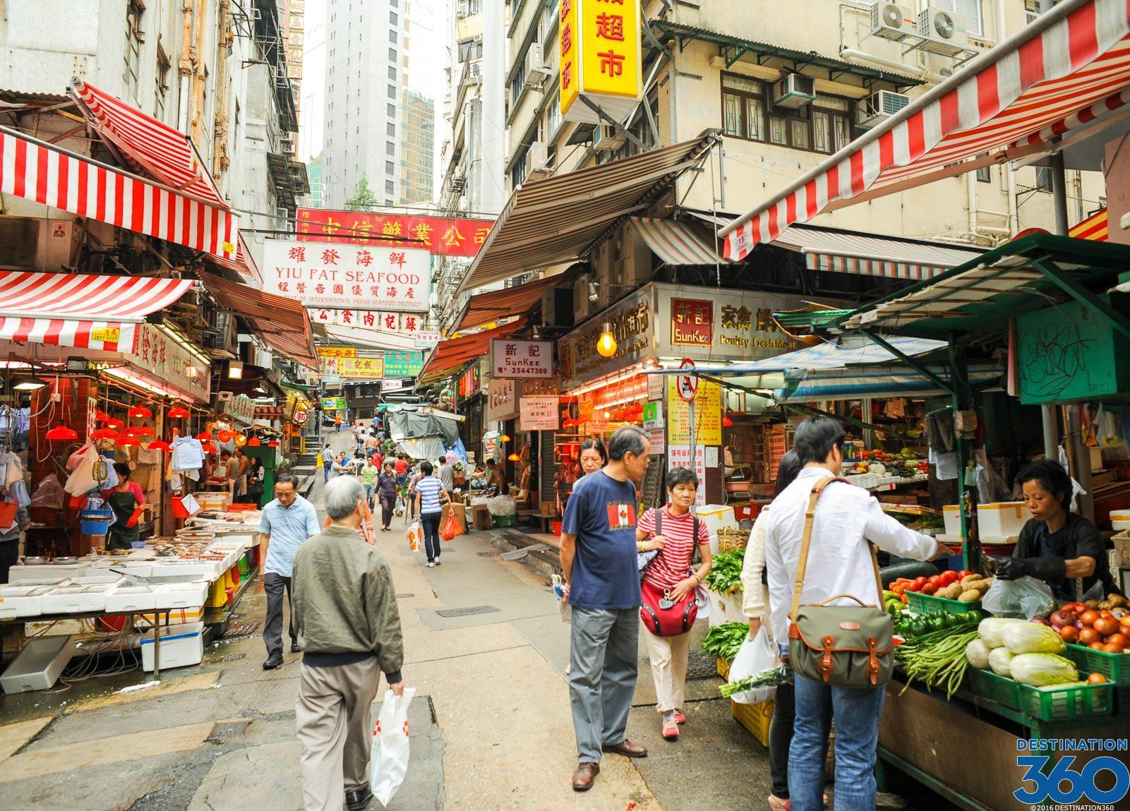 Fresh Hong Cosmetics Kong