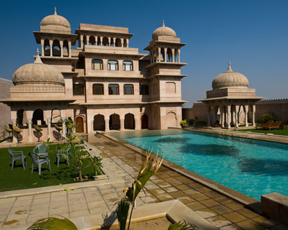 India Luxury Hotels