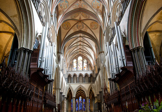 England Cathedrals British Cathedrals