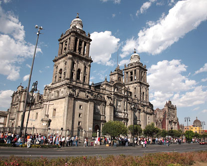 History Of Mexico City Facts About Mexico City Aztec