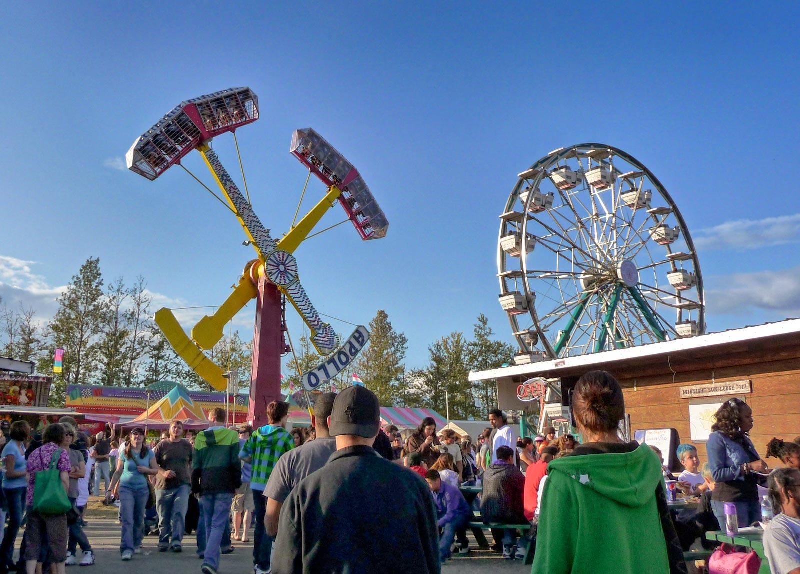 Alaska State Fair 2019 Alaska State Fair Concerts