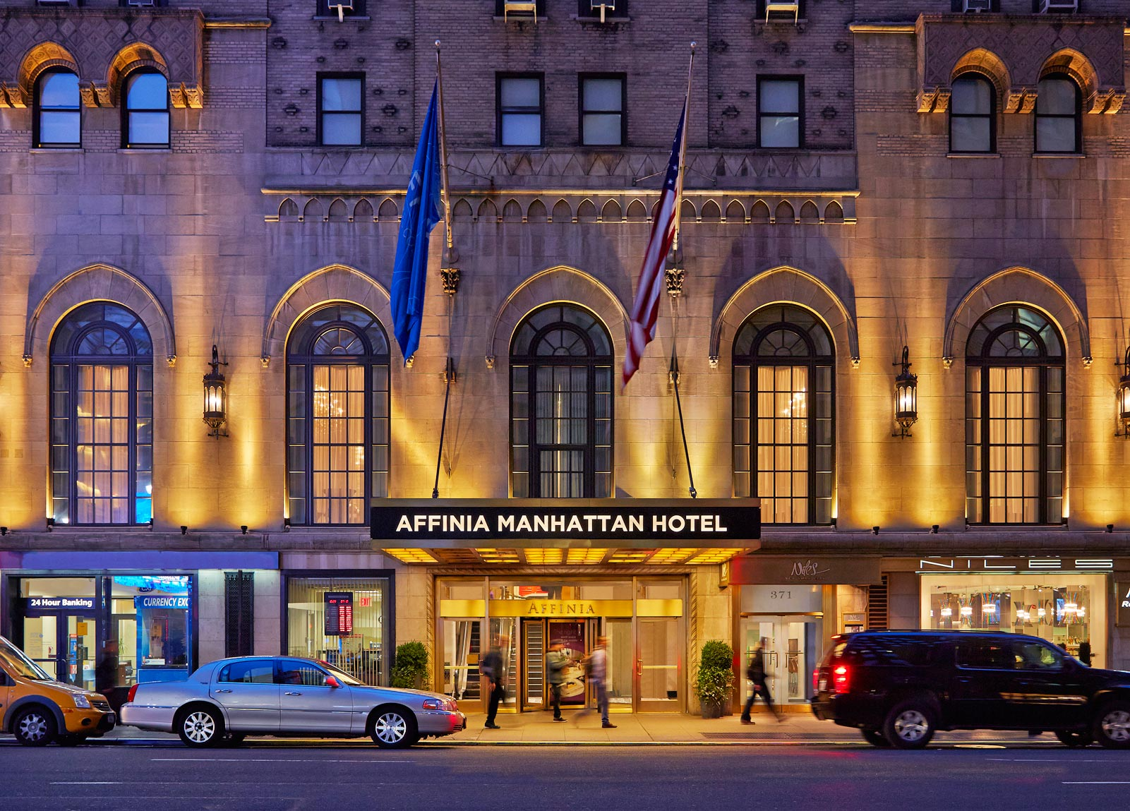 Image result for affinia hotel manhattan