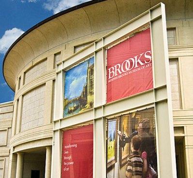 Brooks Museum Memphis - Brooks Museum of Art