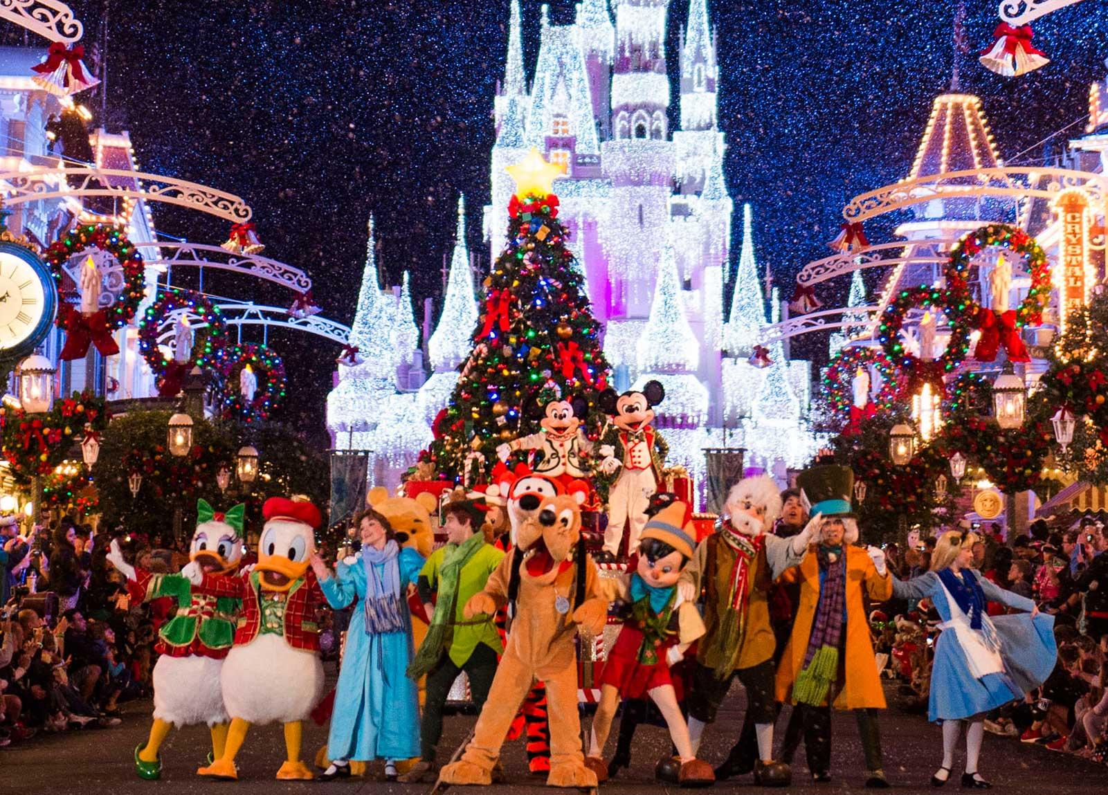 Disney Christmas Vacation