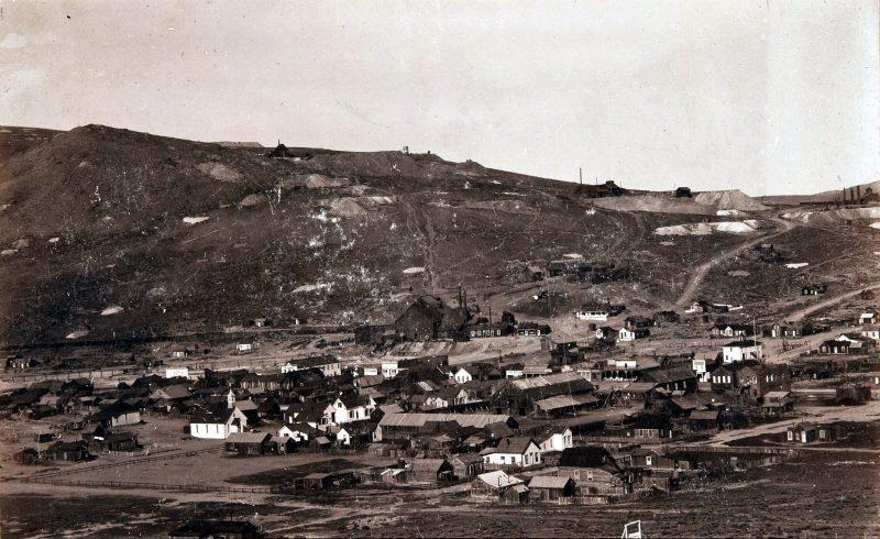 Bodie, California c1890