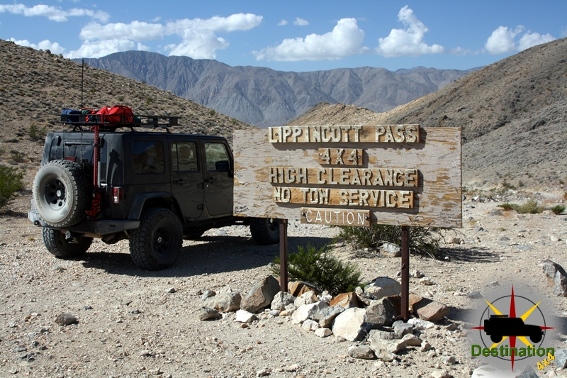 Death Valley 4x4 Trails and Destinations - Destination4x4