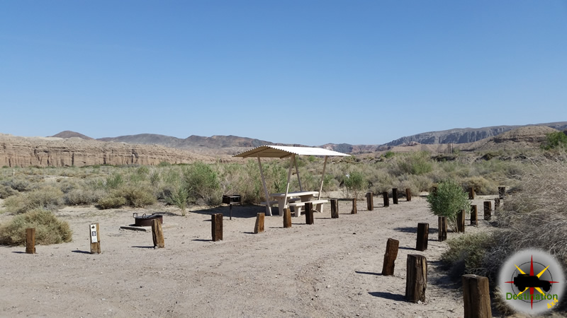 Afton Canyon Campground, Mojave, CA