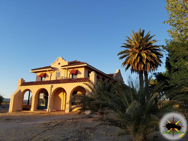 Kelso Depot, Mojave CA