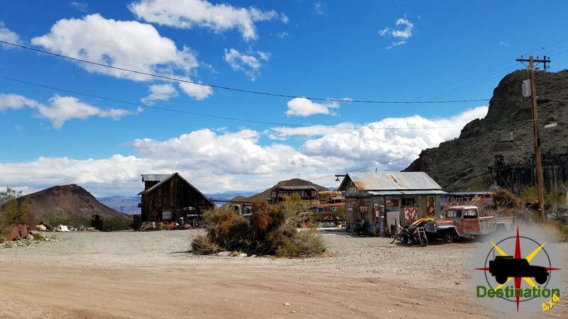 Nelson, Nevada is a quiet destination worthy of a few hours if you are in the area.