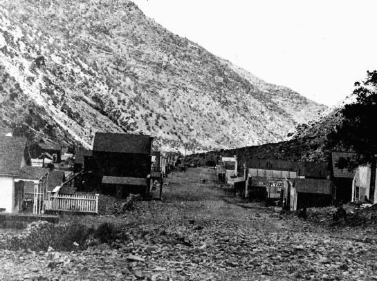 Panamint City California - 1875