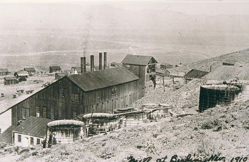 Berlin Nevada - 1910