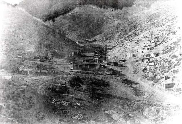 Tybo Nevada - 1875
