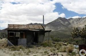 Silver Star Mine Cabin