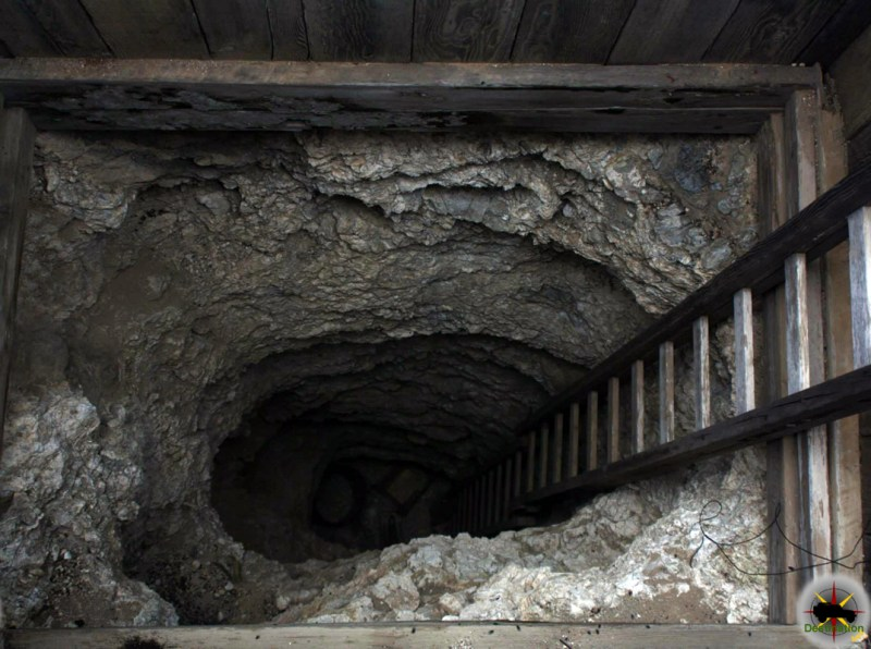 Silver Star Mine Shaft