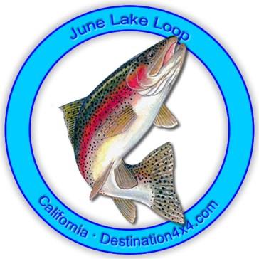 Grant Lake Campground, June Lake loop, Mono County, California