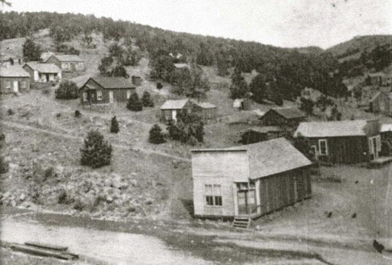 Fay Nevada - 1910