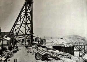 Wonder Mine 1907 - Stanley W. Paher, Nevada Ghost Towns and Mining Camps, (1970) p 100