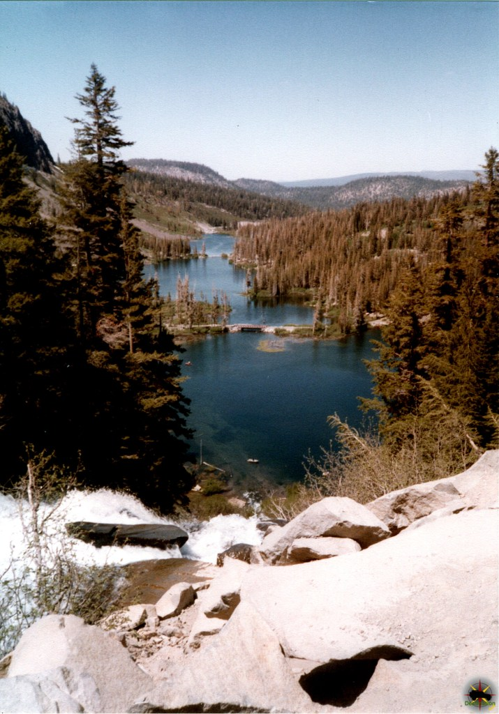 Twin Lakes Campground, Twin Lakes, Mammoth Lakes, California.  Photo by Paul Wight
