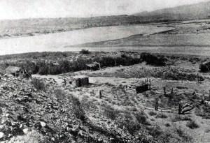 Rioville, Nevada also known as Bonelli's Landing, circa 1900