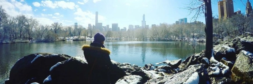 Destination Addict - Falling In Love In NYC - A Long Way For A Date