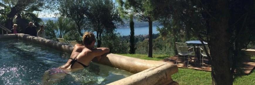 Lake Garda Getaway - In the Dimora Bolsone Jacuzzi