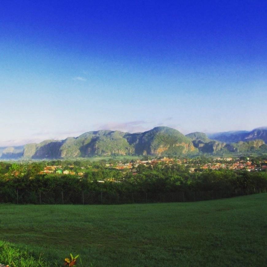 Destination Addict - Gorgeous views from Hotel Ermirta, Viñales, Cuba