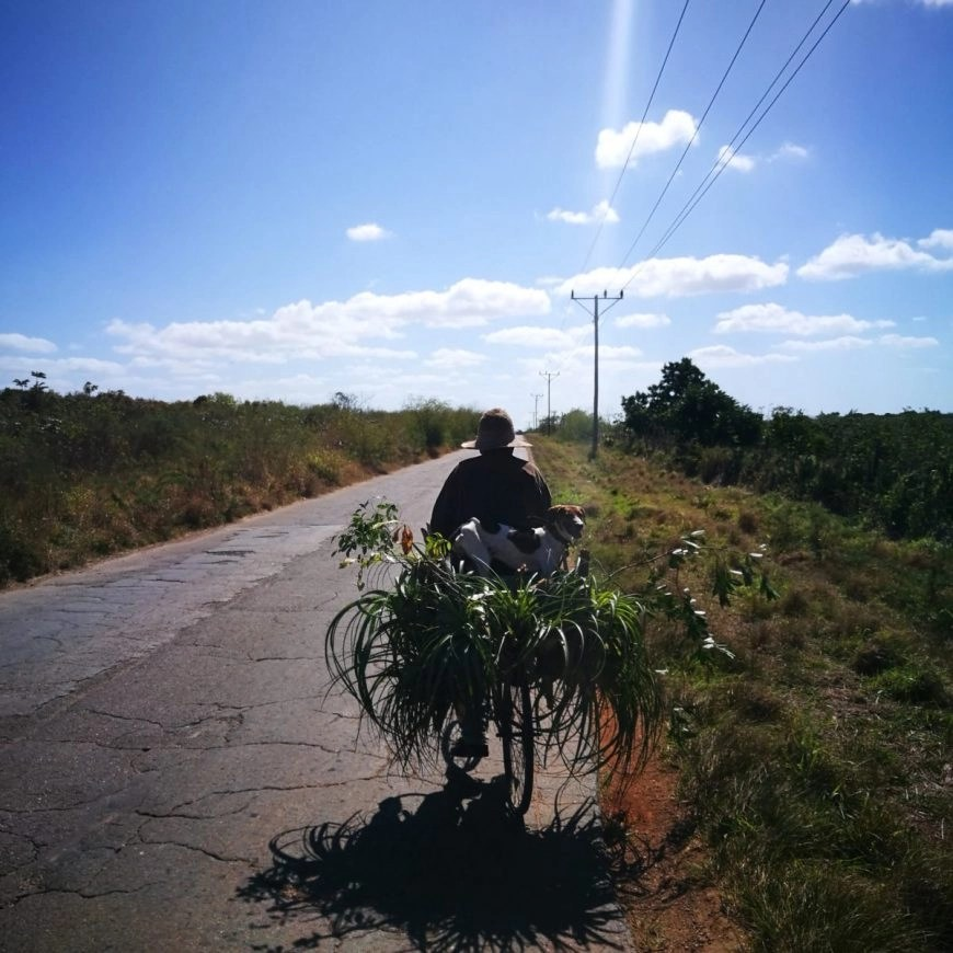 Destination Addict - Meeting with a friendly farmer in the Cuban countryside