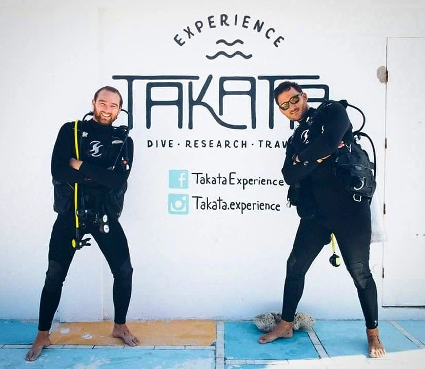 Destination Addict - Diving with Takata Experience in Mahahual