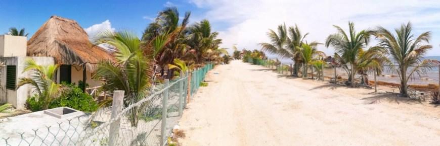 Destination Addict - Mahahual, Mexico - The Diving Laid Back Beach Life