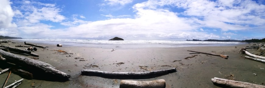 Long Beach, Tofino, Vancouver Island, British Columbia, Canada