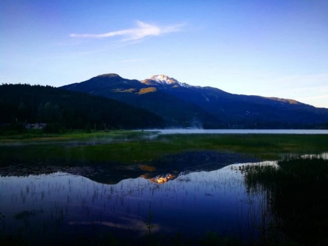 Destination Addict - Alta Lake, Whistler, British Columbia, Canada - 10 Canadian Lakes that will blow your mind