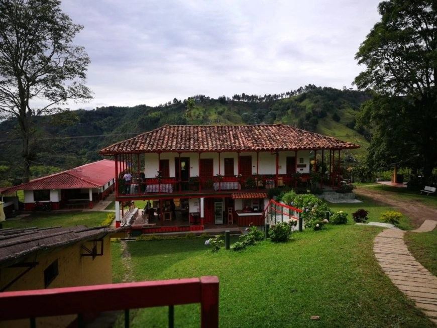 Destination Addict - El Ocaso & its beautiful surroundings, Salento, Colombia